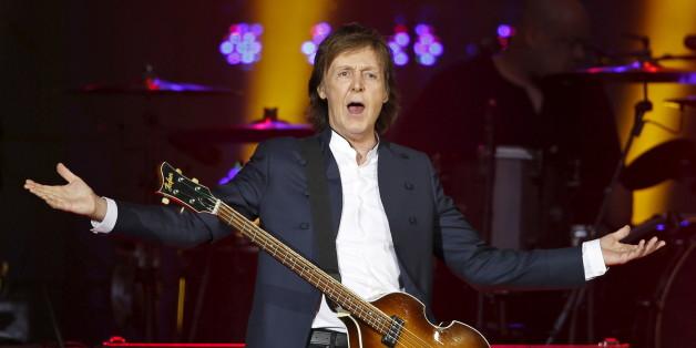 Paul McCartney könnte Dylan und den Stones bei einem Festival auftreten...