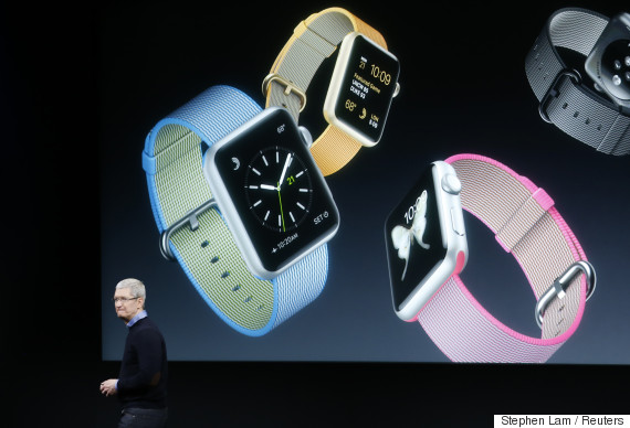 apple tim cook apple watch