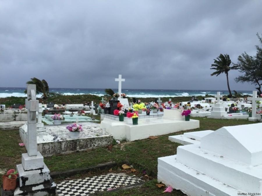 cimitero avarua e rarotonga