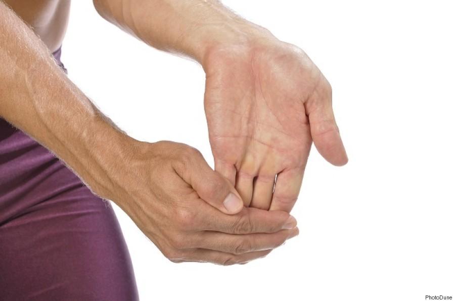 wrist stretch