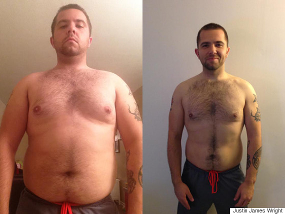 Lose fat and gain lean mass