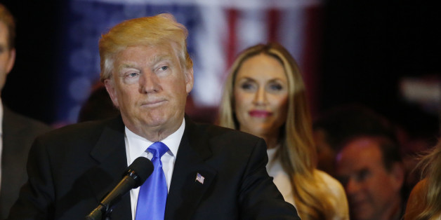 Donald Trump le 3 mai 2016 à New York
