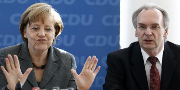 """Haseloff kritisiert Merkel: """"Politische Korrektheit macht die AfD nur stärker"""""""