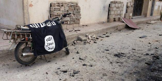 Giftgas-Albtraum: Experten warnen vor der neuen Horror-Waffe des IS