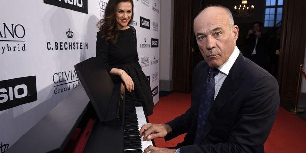 Das denkt Macho Lauterbach wirklich über Frauen (hier mit seiner Ehefrau Viktoria)