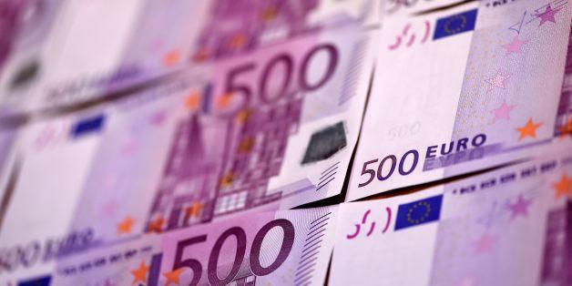 Der 500 Euro-Schein wird abgeschafft: Ist das das Ende des Bargelds?
