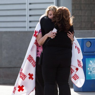 fort mcmurray fire evacuees