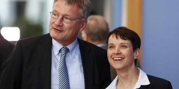 AfD will Imagewechsel? Partei-Chef Jörg Meuthen besucht eine Moschee