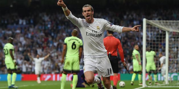Le but qui a permis au Real Madrid d'aller en finale de la Ligue des Champions