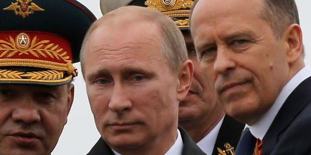 Wettrüsten eskaliert: Putin verlegt 15.000 Soldaten in die Nähe der Ukraine