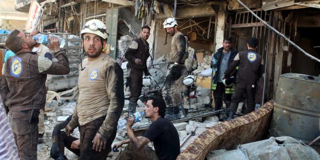 Syrien: Waffenruhe wird auf das umkämpfte Aleppo ausgeweitet