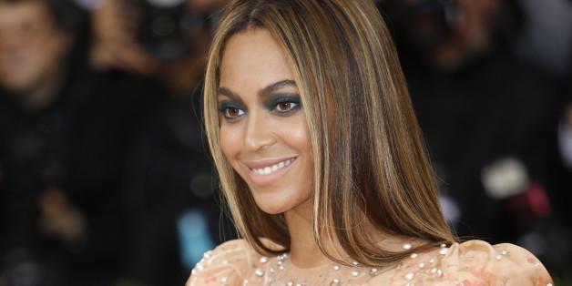 Alle sprechen über dieses Kleid von Beyoncé - es sieht aus wie ein Kondom