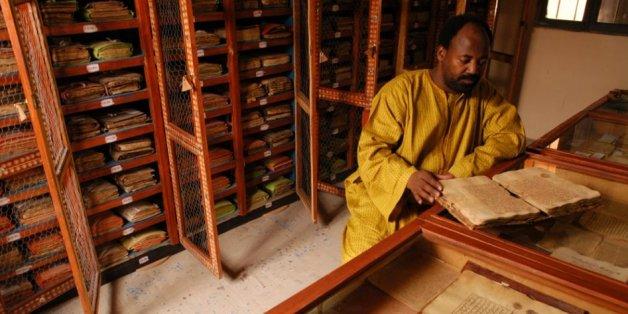 Abdel Kader Haidara, l'homme qui a sauvé les manuscrits de Tombouctou