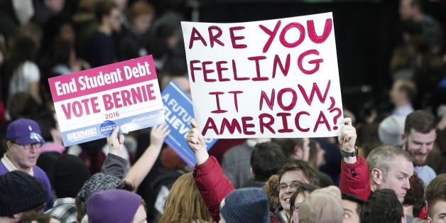 Bernie Bros Made Me Finally Recognize Misogyny in America