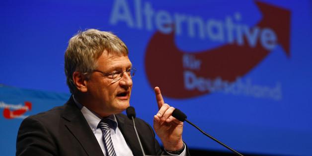 Jörg Meuthen führt die AfD in Baden-Württemberg