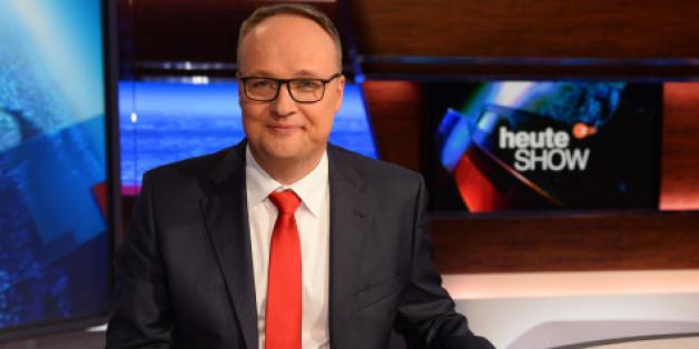 """Die Deutschen haben keinen Sinn für Ironie - und die """"heute-show"""" ist peinlich"""