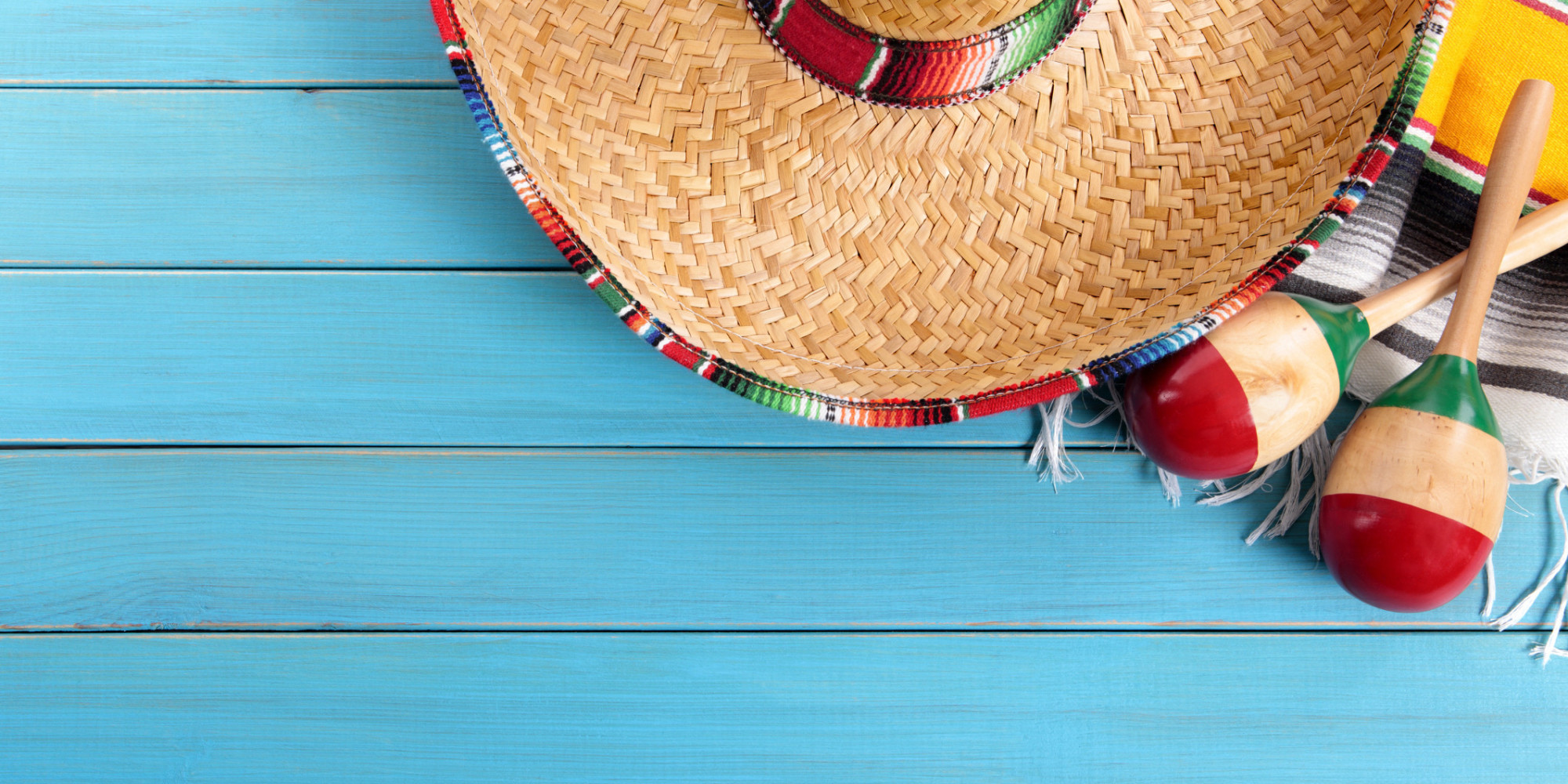 How to celebrate cinco de mayo like a true mexican huffpost for Mexican themed powerpoint template