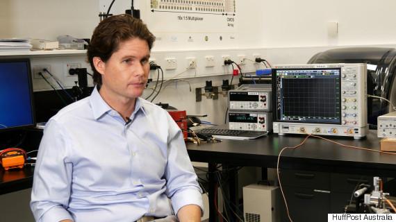 professor david reilly dave sydney university
