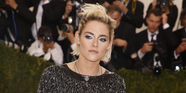 Kristen Stewart war auf der Met-Gala wohl schon Single