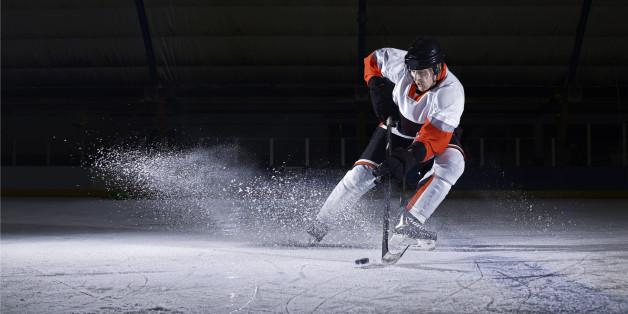 In Russland findet im Mai die Eishockey-WM statt (Symbolbild)