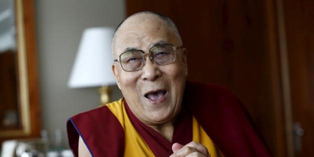 """""""Atals der Gefühle"""": Mit dieser Website will uns der Dalai Lama zum Glück verhelfen"""