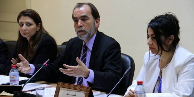 Saïd Aïdi, ministre de la Santé