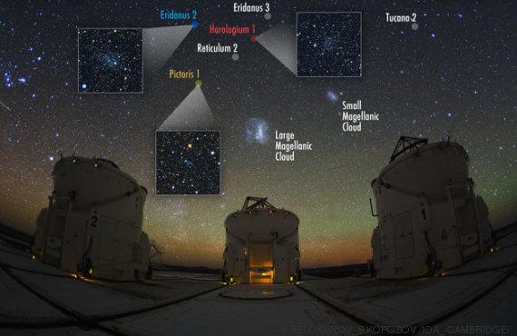 imagem do observatório