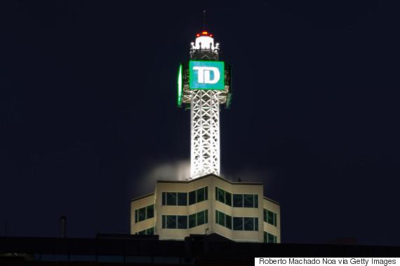 td bank tower toronto