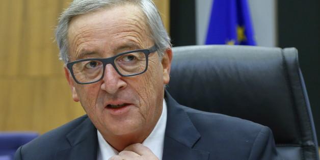 Jean-Claude Juncker warnt Österreich vor der Schließung des Brenner