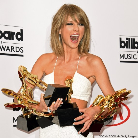 taylor swift laughing