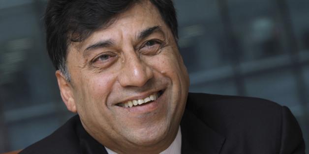 Reckitt Benckiser CEO Rakesh Kapoor speaks during the Reuters Global Consumer and Retail Summit in London September 11, 2013. REUTERS/Benjamin Beavan (BRITAIN - Tags: BUSINESS)