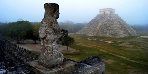 Un ado québécois découvre une cité maya perdue