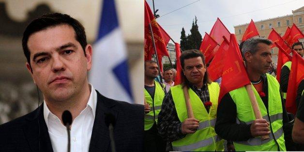 Schicksalstag für Griechenland: Parlament stimmt über neues Sparpaket ab