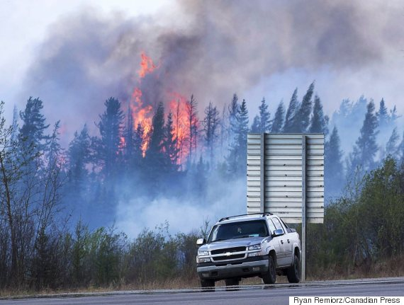 fort mcmurray wildfire fire