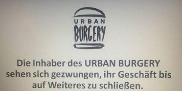 """Der umstrittene """"Erdogan-Burger"""" mit extra Ziegenkäse"""