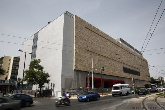 national museum of contemporary art athens