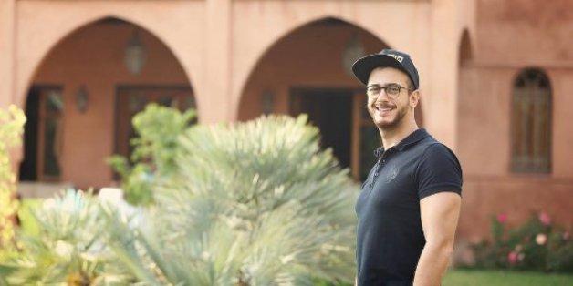 Saad Lamjarred fait son cinéma à Ouarzazate