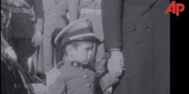 Une vidéo rare de Mohammed VI âgé de 3 ans