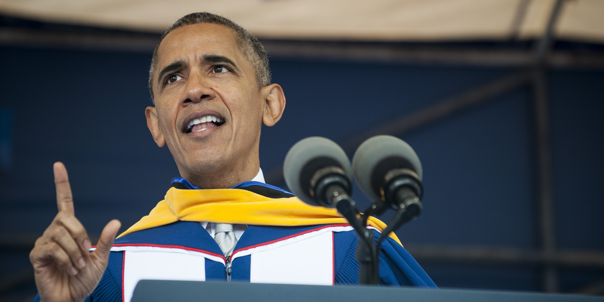 president obamas commencement speech on howard university in 2016 President barack obama has urged graduates at rutgers university   observations about the world that the class of 2016 is prepared to enter  on  may 7, obama delivered the commencement speech at howard university.