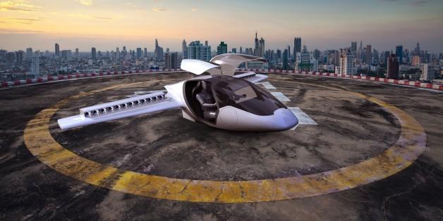 Lilium veut remplacer le mini jet privé personnel, avec son avion à décollage vertical