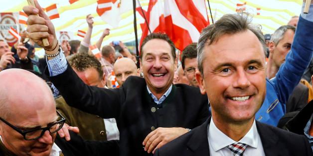 So rühmen sich Österreichs Rechte mit dem Faymann-Rücktritt