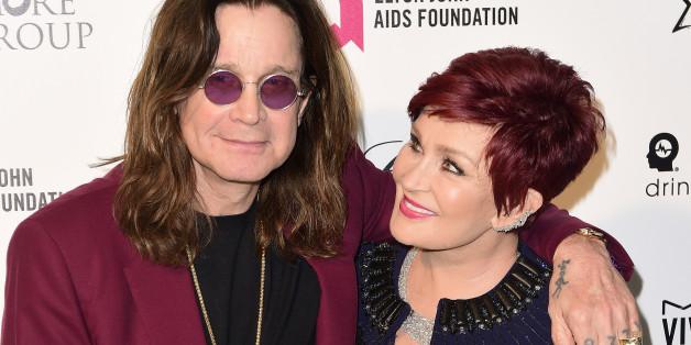 Ozzy Osbourne und seine Frau Sharon sind getrennt (Archiv)