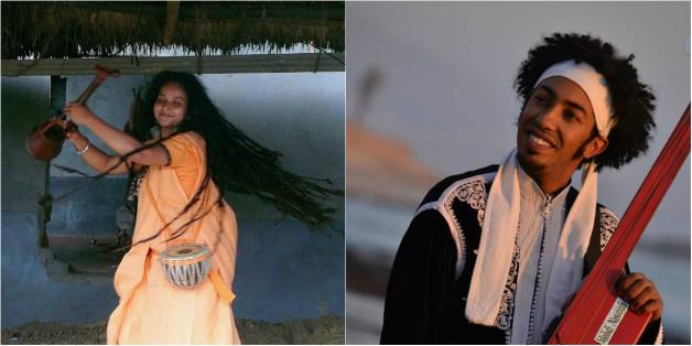 Un concert maroco-indien au Festival de Fès