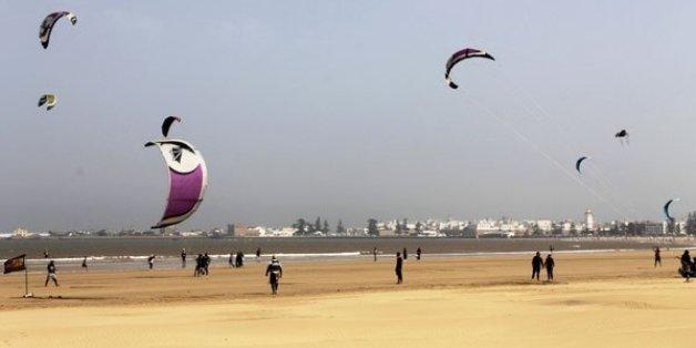 Essaouira accueillera le championnat du monde de kitesurf