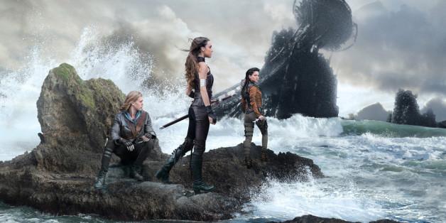 """Das sind die Helden der Serie """"The Shannara Chronicles"""""""