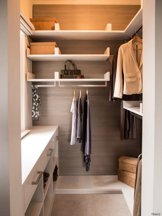 Houzz vi spiega come realizzare la cabina armadio perfetta | L ...