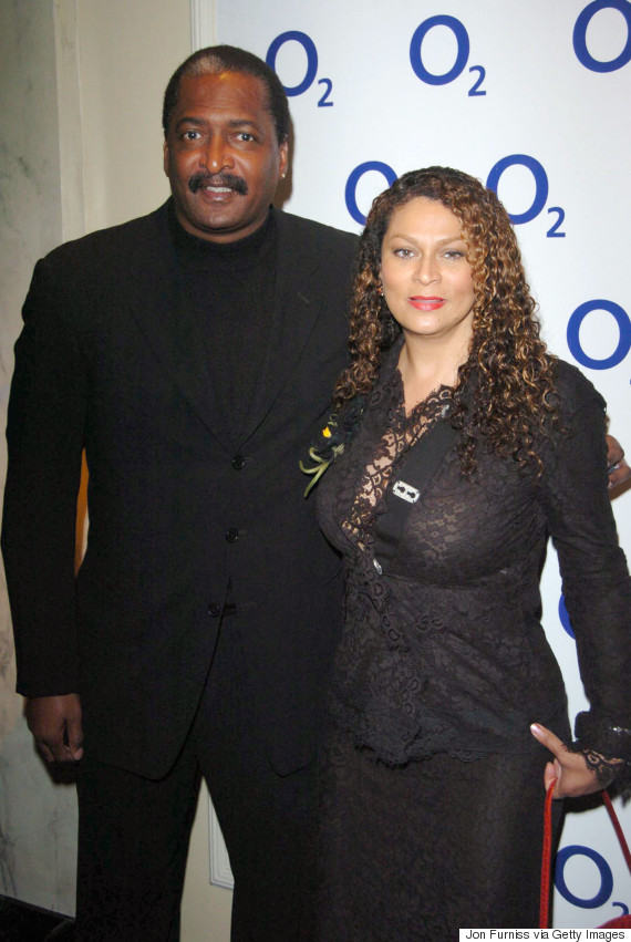 tina knowles mathew knowles