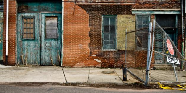 picture of the ghetto