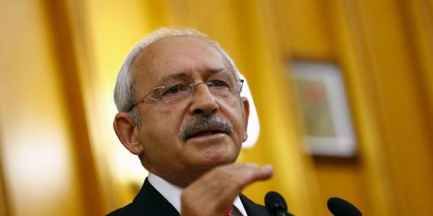 Der türkische Oppositionspolitiker Kemal Kilicdaroglu glaubt an Merkels Türkei-Abkommen