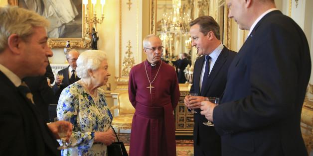 Das Gespräch zwischen Cameron und der Queen war nicht für die Öffentlichkeit bestimmt.